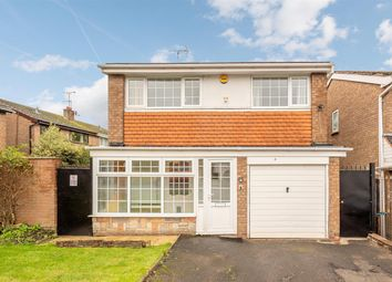 Thumbnail 3 bed detached house for sale in Lismore Drive, Harborne, Birmingham