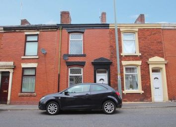 Thumbnail 2 bed terraced house for sale in New Wellington Street, Blackburn, Lancashire, .