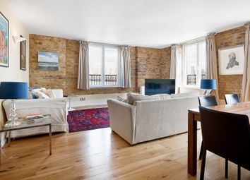Thumbnail 3 bedroom flat for sale in Cubitt Wharf, Storers Quay