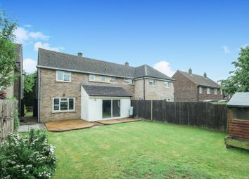 Thumbnail 3 bed semi-detached house for sale in Upper Rissington, Cheltenham