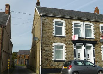 3 bed end terrace house for sale in Station Road, Ammanford, Carmarthenshire. SA18