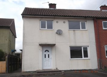 Thumbnail 3 bed semi-detached house to rent in Dukes Road, Dordon, Tamworth