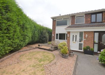 Thumbnail 3 bed semi-detached house for sale in Green Hill Road, Godley, Hyde