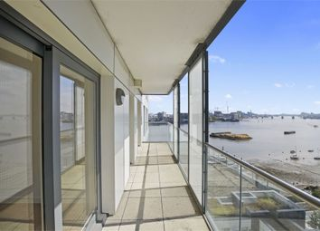 Thumbnail 2 bed flat for sale in Barge Walk, Greenwich, London