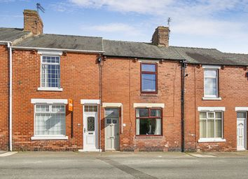 Thumbnail 2 bed terraced house for sale in Station Road, Ushaw Moor, Durham