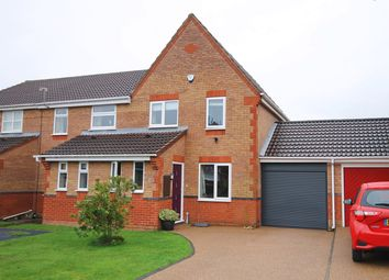 Thumbnail 3 bed semi-detached house for sale in Bembridge Close, Great Sankey, Warrington