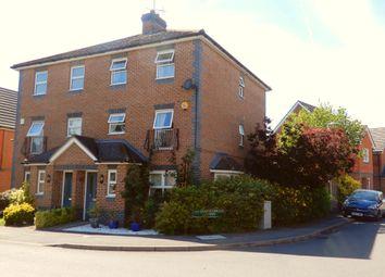 Thumbnail 4 bedroom semi-detached house to rent in Dorneywood Way, Newbury