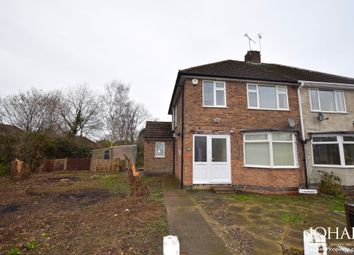 Thumbnail 3 bed semi-detached house to rent in Wintersdale Road, Leicester