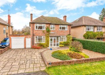 Thumbnail 3 bed detached house for sale in Rose Walk, St. Albans, Hertfordshire
