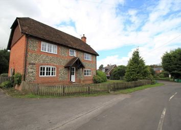 Thumbnail 5 bed detached house to rent in Longparish, Andover