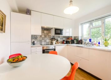 Thumbnail 2 bed flat for sale in Edensor Gardens, Chiswick