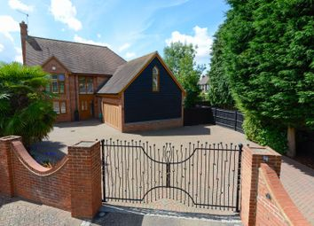 Thumbnail 5 bed detached house for sale in Burleigh Court, Willesborough Lees, Ashford