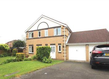 Thumbnail 4 bed detached house for sale in Carmel Grove, Northburn Dale, Cramlington