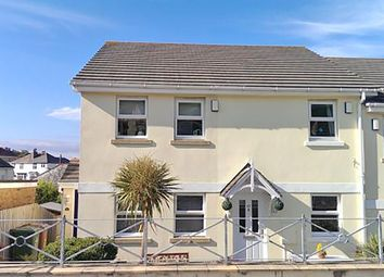 Thumbnail 3 bed terraced house for sale in Pollard Close, Hooe, Plymouth, Devon