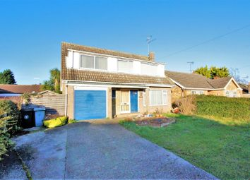 Thumbnail 4 bed detached house for sale in St. Gilberts Road, Bourne