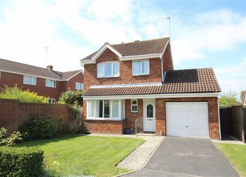 Thumbnail 4 bed detached house for sale in Teeswater Close, Ramleaze, Swindon