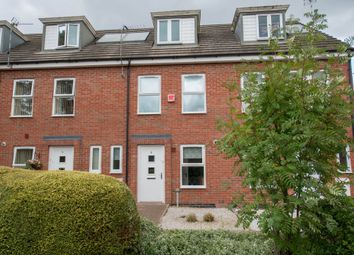 Thumbnail 3 bed town house for sale in Marmion Road, Nottingham