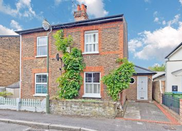 Thumbnail 2 bed semi-detached house for sale in Weston Road, Thames Ditton