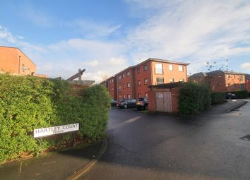 Thumbnail 1 bedroom flat to rent in Hartley Court, Stoke On Trent, Staffordshire