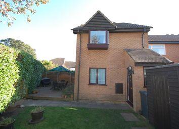 Thumbnail 1 bedroom maisonette to rent in Ellenborough Close, Thorley, Bishop's Stortford