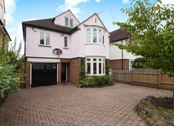 Thumbnail 5 bed detached house for sale in Sandfield Road, Headington