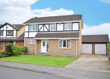 Thumbnail 4 bed detached house for sale in Stablers Walk, Altofts, Normanton