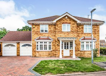4 bed detached house for sale in Mitchell Close, Abbots Langley WD5