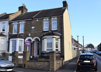 Thumbnail 3 bed end terrace house for sale in Mill Road, Rochester