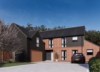 Thumbnail Detached house for sale in Nicker Hill, Keyworth, Nottingham