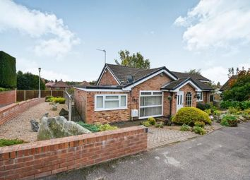 Thumbnail 3 bed bungalow for sale in Lismore Court, Mansfield, Nottinghamshire
