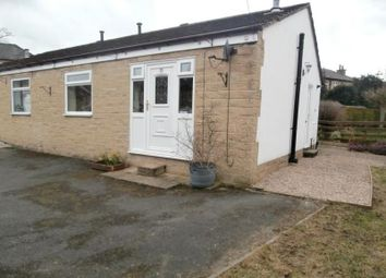 Thumbnail 2 bed bungalow to rent in Simpson Road, Mytholmroyd, Hebden Bridge