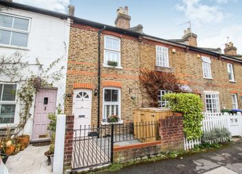 Thumbnail 2 bed cottage for sale in Queens Road, Thames Ditton