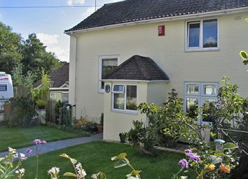 Thumbnail 3 bed semi-detached house for sale in Moor Road, Staverton, Totnes