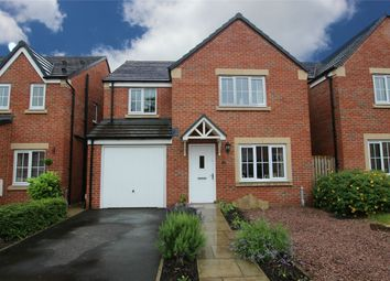 Thumbnail 4 bed detached house for sale in 35 Barley Edge, Carlisle, Cumbria