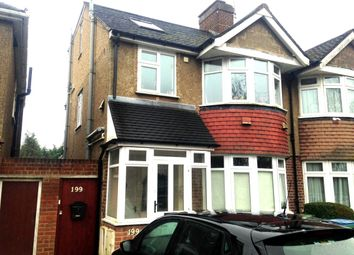 Thumbnail 2 bed maisonette to rent in North Approach, Watford