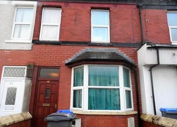 Thumbnail 3 bed terraced house for sale in Caunce Street, Blackpool