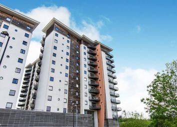 Thumbnail 1 bedroom flat for sale in Roma, Victoria Wharf, Watkiss Way, Cardiff