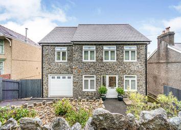 Thumbnail 6 bedroom detached house for sale in Rhyd Y Gwin, Craig-Cefn-Parc, Swansea