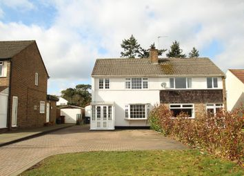 Thumbnail 3 bed semi-detached house for sale in Fern Close, Warlingham