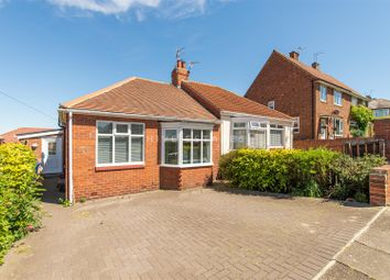Thumbnail 2 bed semi-detached bungalow for sale in Rudchester Place, Fenham, Newcastle Upon Tyne