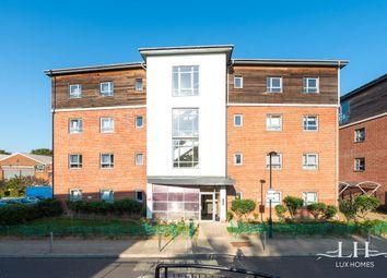 Thumbnail 2 bed flat for sale in Flat, Graveney Court, Riverside Close, Romford