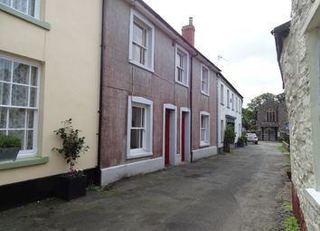 Thumbnail 3 bedroom terraced house for sale in Church Street, Chulmleigh