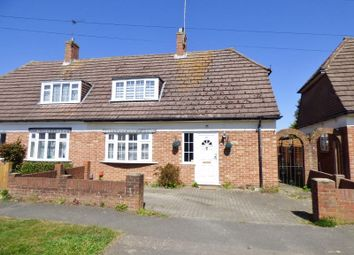 Clare Crescent, Leatherhead KT22. 3 bed semi-detached house for sale