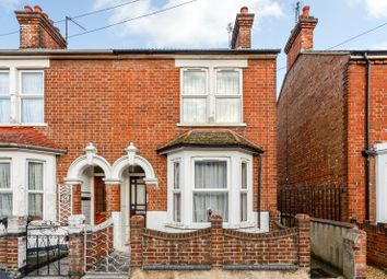 Thumbnail 3 bed semi-detached house for sale in Grosvenor Street, Bedford