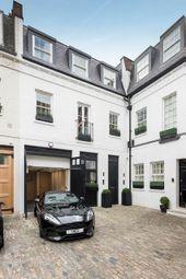 Grosvenor Crescent Mews, London SW1X