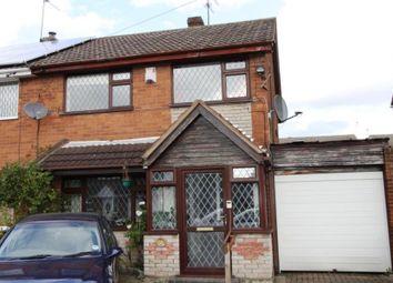 Thumbnail 3 bedroom semi-detached house to rent in Warwick Gardens, Tividale, Oldbury