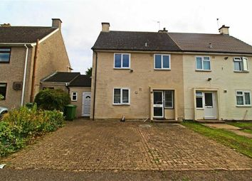 Thumbnail 3 bedroom semi-detached house for sale in Althorpe Crescent, Bradville, Milton Keynes