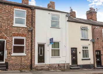 Thumbnail 2 bed terraced house for sale in Pitt Street, Macclesfield