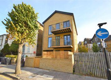 Thumbnail 1 bed flat for sale in Lennard Road, Croydon