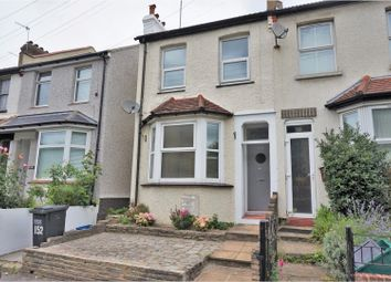 Thumbnail 2 bed end terrace house for sale in Chipstead Valley Road, Coulsdon